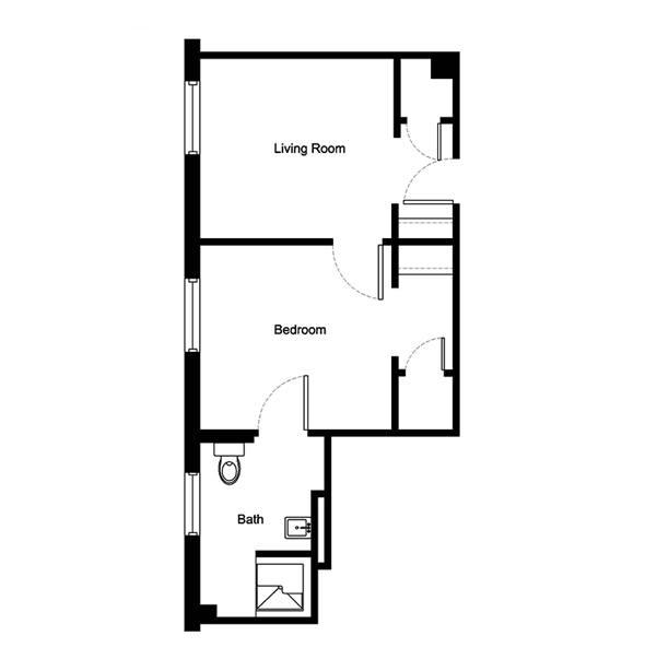 floor-plan-1-bedroom